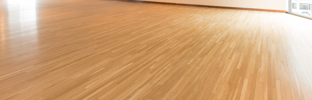 Expansive Hardwood Floors